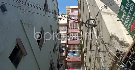 3 Bedroom Apartment for Rent in 7 No. West Sholoshohor Ward, Chattogram - Reside Conveniently In This Well Constructed 1250 Sq Ft Residence For Rent In West Sholoshohor