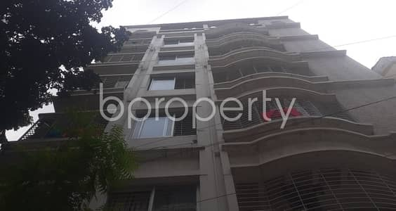 Reside Conveniently In This Well Constructed 500 Sq Ft Residence For Rent In Banasree