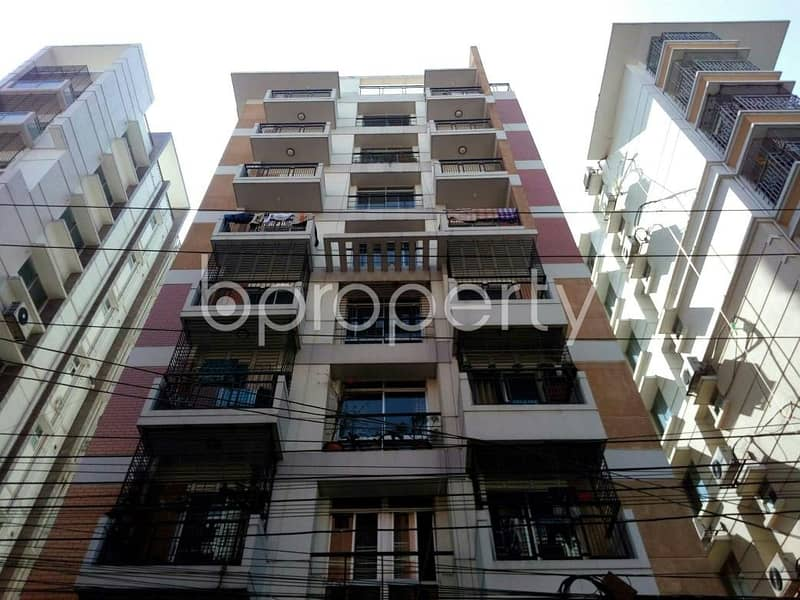 1804 SQ FT apartment for sale in Bashundhara R-A, near North South University