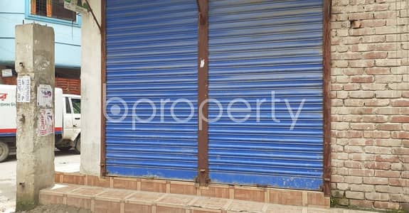 Shop for Rent in Mohammadpur, Dhaka - In Bosila, 300 Square Feet Shop Space Is Up For Rent