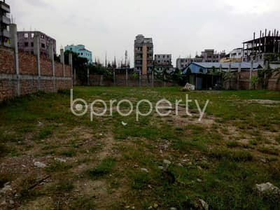 Plot for Rent in Gazipur Sadar Upazila, Gazipur - 22700 Square Feet Plot Is Up For Lease In Auchpara