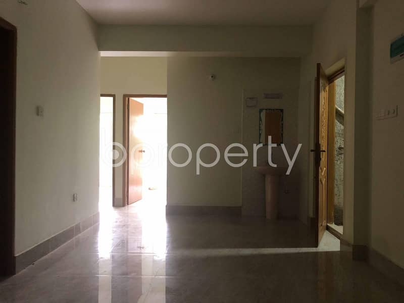 1050 Sq Ft Flat Is Now Available For Sale Nearby Kotwali Jame Masjid In Kotwali
