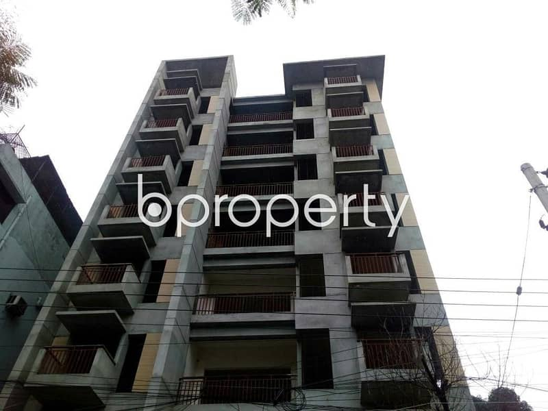 Visit This 2370 Sq Ft Flat For Sale In Uttara Sector 6.