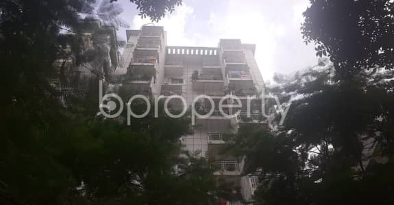 At Bashundhara R-a, A 1684 Sq Ft Flat Is Vailable For Sale Close To NSU