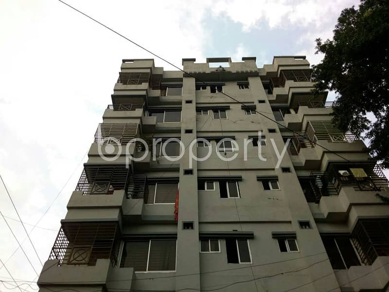 A Luxurious 1179 Sq Ft Flat Is Up For Sale In Banani