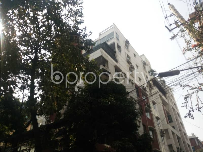 Nice Flat In Banani Is Now For Sale Nearby NRBC Bank Limited