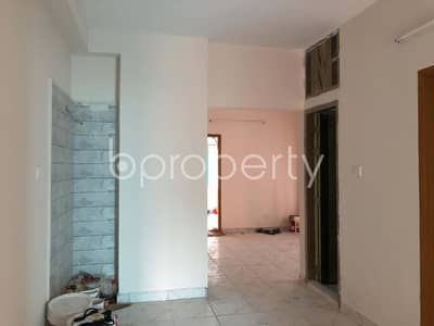 An Excellent Apartment Of 800 Sq Ft Is Waiting To Be Sold In Uttara Sector 12.