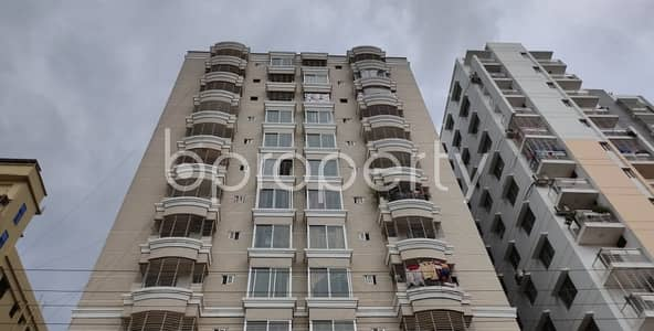 3 Bedroom Flat for Rent in Double Mooring, Chattogram - In The Beautiful Neighborhood In Double Mooring, A 1400 Sq Ft Apartment Is Up For Rent