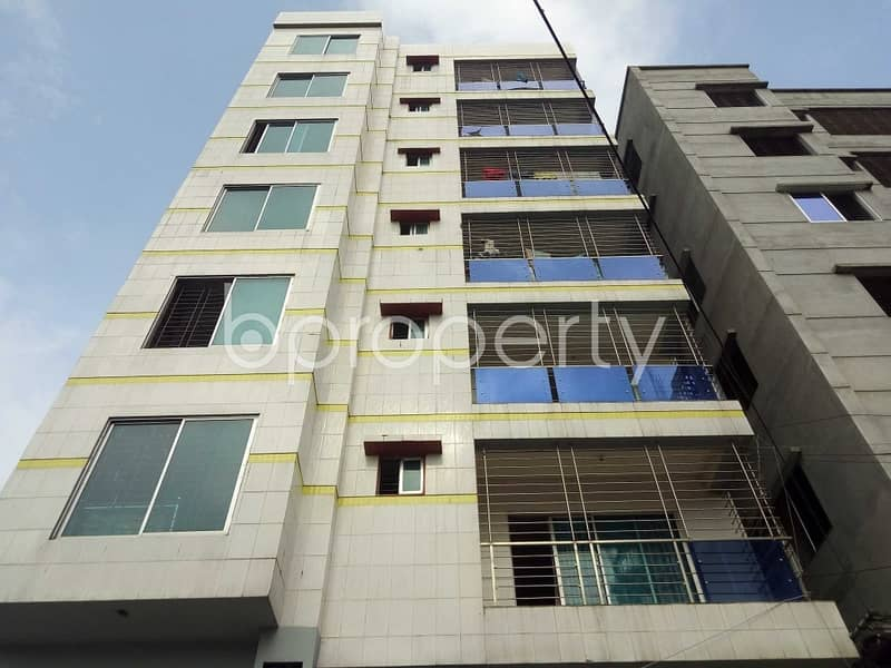 1700 Sq. ft Commercial Apartment Is Available For Rent Near To Baitur-rashad Jame Masjid At Uttara -10.