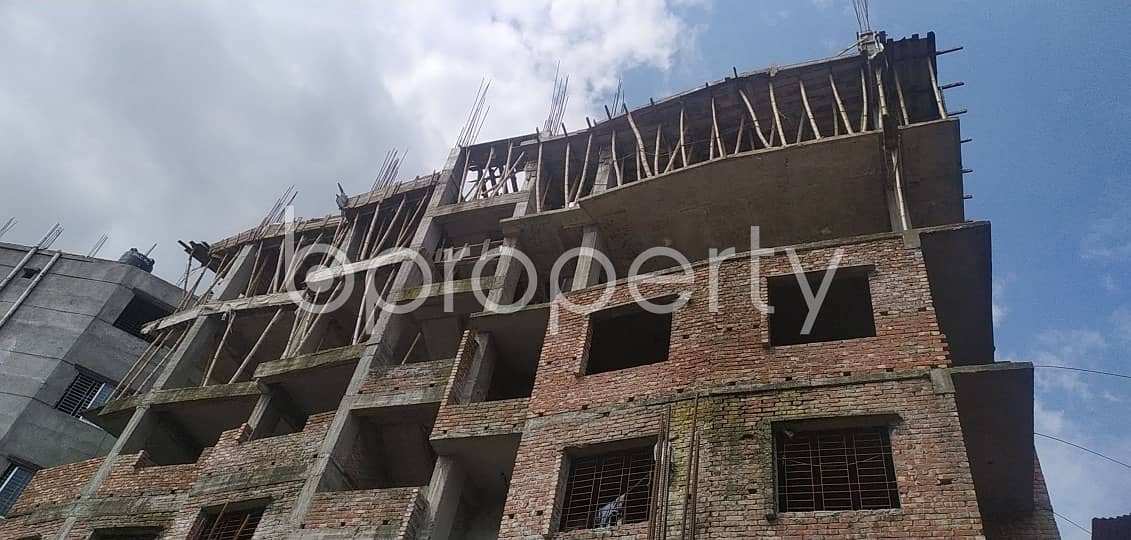 2 Bedroom, 2 Bathroom Apartment With A View Is Up For Sale Nearby Shadhinota Sharani Jame Masjid