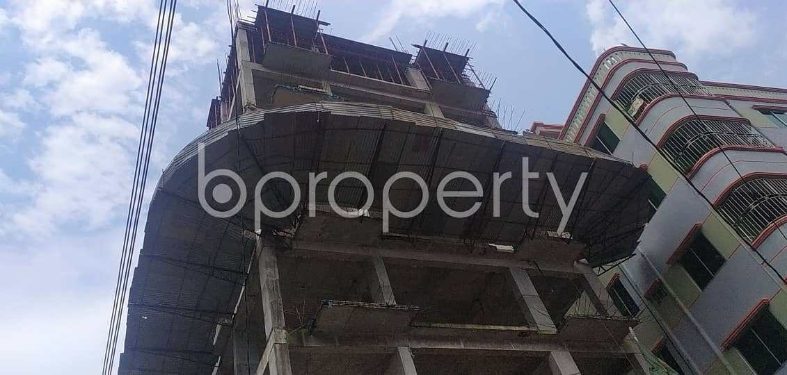Make This 1200 Sq Ft Flat Your Next Residing Location, Which Is Up For Sale Close To Shadhinota Sharani Jame Masjid