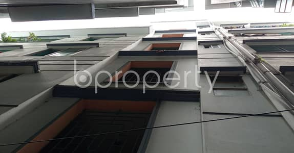 2 Bedroom Flat for Rent in 7 No. West Sholoshohor Ward, Chattogram - Offering you 900 SQ FT flat to Rent in West Sholoshohor Ward