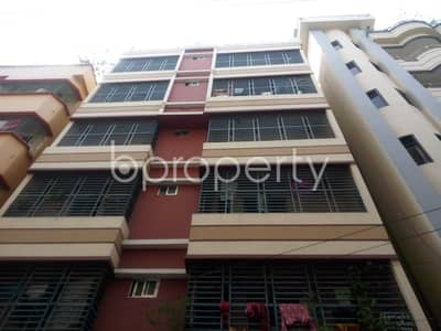 2 Bedroom Apartment for Rent in Uttar Lalkhan, Chattogram - You Can Move Into This Well Planned And Comfortable Residential Flat In Lal Khan Bazaar For Rent Of 917 Sq Ft Near Omargani Government Primary School