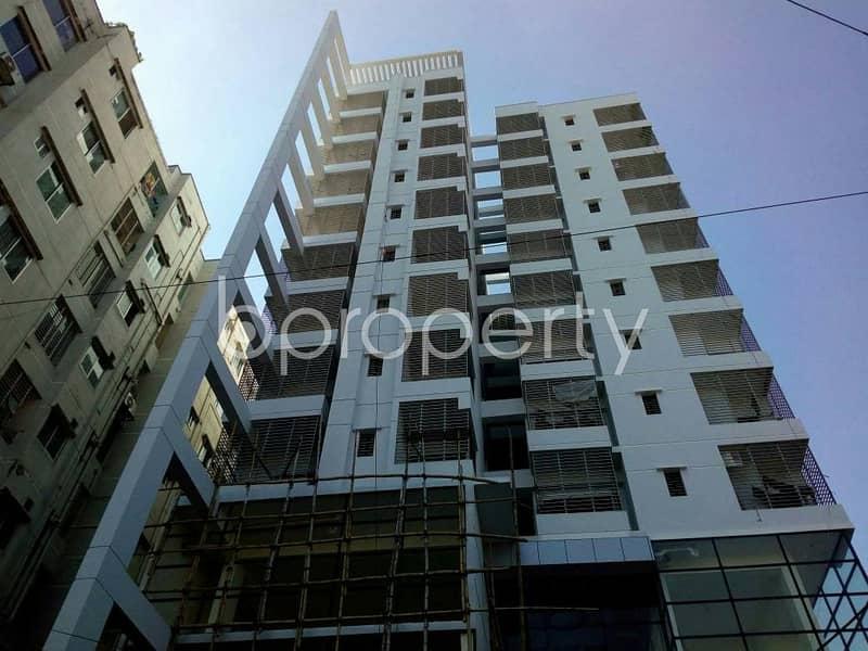 We Have A Ready Flat For Sale In Chand Mia Road Nearby Darul Ma'arif Al Islamia