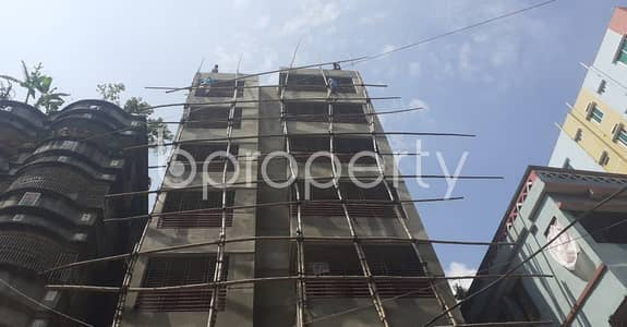 3 Bedroom Apartment for Sale in Mugdapara, Dhaka - 1352 Square Feet Residential Apartment Is Up For Sale Nearby Madina Monawarah Jame Masjid & Johiruddin Ahmad Islamia Madrasa In Mugdapara