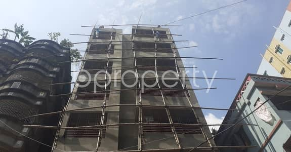 3 Bedroom Apartment for Sale in Mugdapara, Dhaka - This 1274 Square Feet Residential Apartment Is For Sale Near By Madina Monawarah Jame Masjid & Johiruddin Ahmad Islamia Madrasa In Mugdapara
