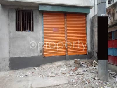 Shop for Rent in Badda, Dhaka - 60 Sq Ft Commercial Shop For Rent In Nurer Chala, Badda