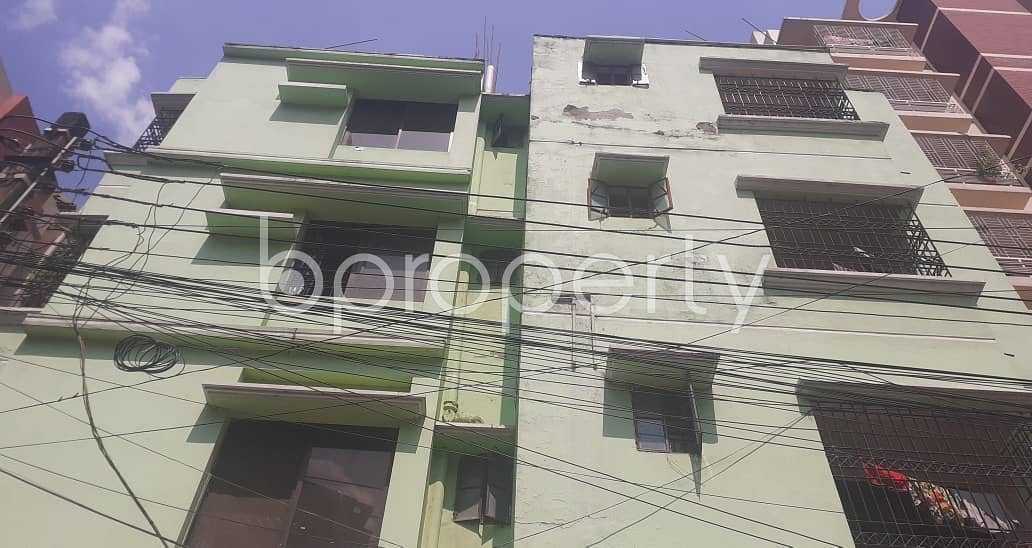 Ready To Move In, Visit This 950 Sq. Ft Rental Property At Banasree
