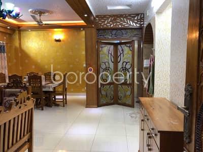 3 Bedroom Flat for Sale in Dhanmondi, Dhaka - A Residence Of 3 Bedrooms Is Up For Sale In Rayer Bazar-sanker Road, Dhanmondi