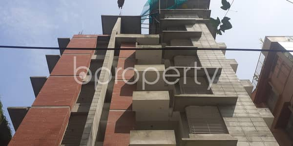 3 Bedroom Apartment for Sale in Bashundhara R-A, Dhaka - Spaciously Designed This 1643 Sq. Ft Apartment Is Ready For Sale At Bashundhara Nearby Sunflower School And College