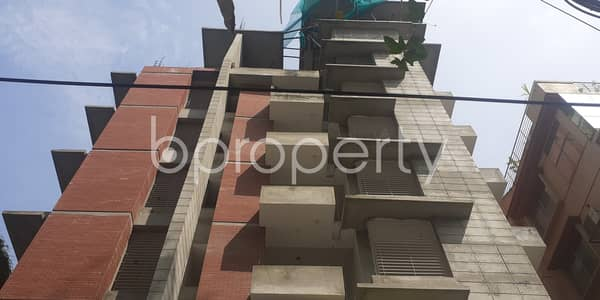 3 Bedroom Apartment for Sale in Bashundhara R-A, Dhaka - Wonderful Flat Covering An Area Of 1643 Sq Ft Is Available For Sale In Bashundhara R-a
