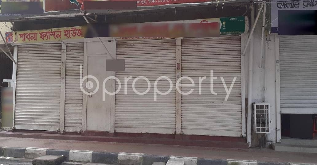 150 Square Feet Shop Is Vacant For Rent In Nurjahan Road