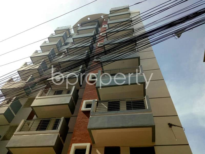 Ready Apartment Is Up For Sale At Nasirabad Nearby Ific Bank Limited