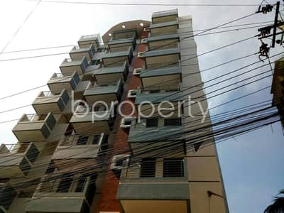 An Apartment Is Ready To Sale At Nasirabad Nearby Mutual Trust Bank Limited