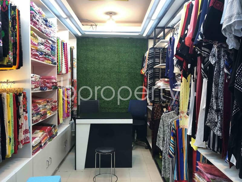 Acquire This 146 Sq Ft Shop Which Is Up For Sale In Dhanmondi