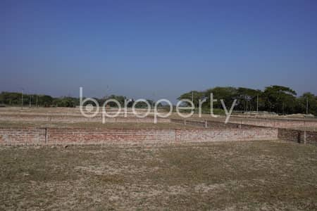 Plot for Sale in Narayanganj, Narayanganj City - Get This 5 Katha Wonderful Plot In Purbachal Marine City Which Is Ready For Sale