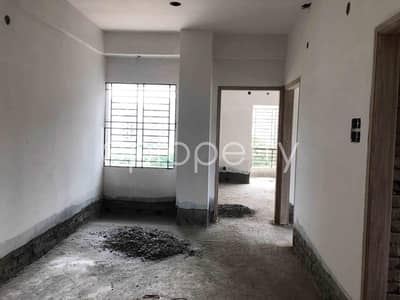 3 Bedroom Apartment for Sale in Aftab Nagar, Dhaka - Check This 1250 Sq. Ft Apartment Which Is Up For Sale At Aftab Nagar