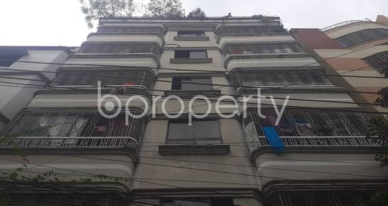 3 Bedroom Flat for Rent in Banasree, Dhaka - Well Built Apartment Of 1000 Sq Ft Is Vacant For Rent At Banasree