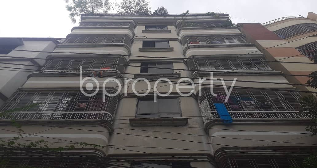Well Built Apartment Of 1000 Sq Ft Is Vacant For Rent At Banasree