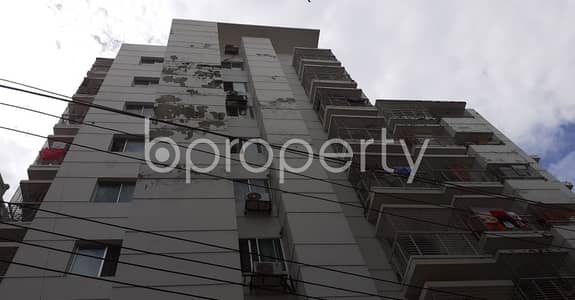3 Bedroom Flat for Rent in Kalabagan, Dhaka - Wonderful Flat Covering An Area Of 1250 Sq Ft Is Available For Rent In Kalabagan