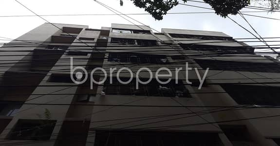 3 Bedroom Apartment for Rent in Kalabagan, Dhaka - Wonderful Flat Covering An Area Of 1300 Sq Ft Is Available For Rent In Kalabagan 2nd Lane