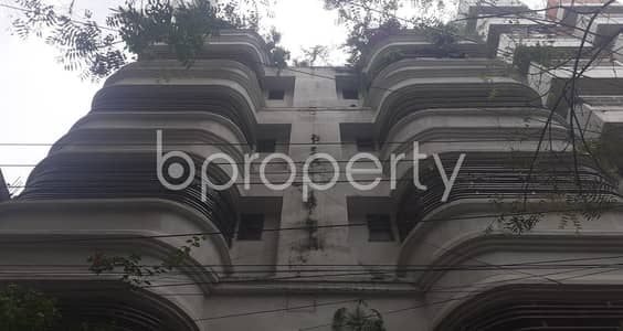 2 Bedroom Apartment for Rent in Banasree, Dhaka - This 650 Sq. Ft Apartment Up For Rent At Banasree Very Near To First Security Islami Bank Limited | ATM Booth
