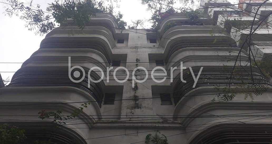 This 650 Sq. Ft Apartment Up For Rent At Banasree Very Near To First Security Islami Bank Limited   ATM Booth