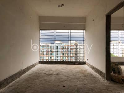 In The Location Of Nasirabad Housing Society This 1752 Sq. Ft Apartment is Up For Sale