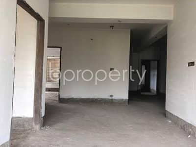 A Well-constructed 1752 Sq Ft Flat Is For Sale In Nasirabad Housing Society, Muradpur