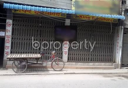 Shop for Rent in Sutrapur, Dhaka - At Sutrapur, 620 Sq Ft Well Fitted Shop Is ready To Rent