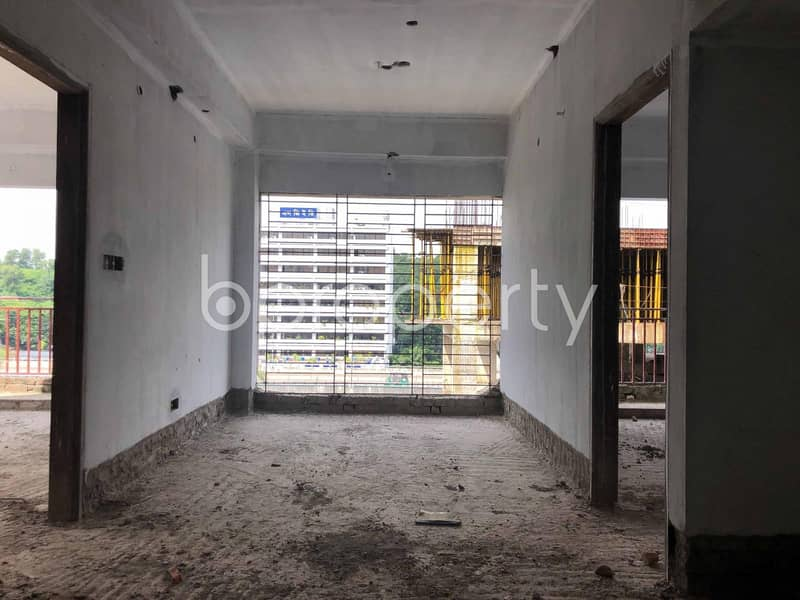 3-Bedroom Apartment For Sale In Nasirabad Housing Society