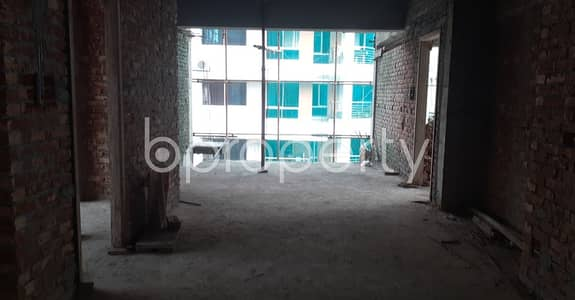 3 Bedroom Apartment for Sale in Bashundhara R-A, Dhaka - At Bashundhara R-A, Block B, 2050 Square feet flat is available for sale