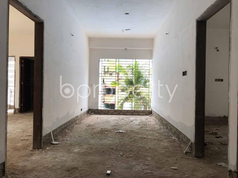 1783 Sq Ft Apartment For Sale In Nasirabad Housing Society, Muradpur
