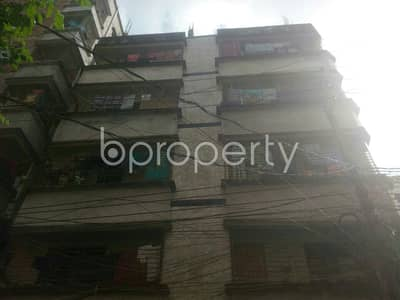 2 Bedroom Apartment for Rent in Badda, Dhaka - This 720 Sq Ft Flat Is Now Vacant To Rent In South Baridhara R/a