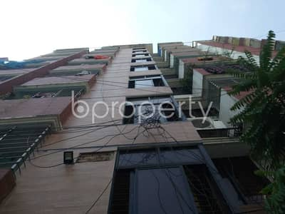 3 Bedroom Apartment for Rent in Lal Khan Bazaar, Chattogram - Acquire This 1200 Sq Ft House For Your New Residence In A Nice Location Of Lal Khan Bazaar Is Up For Rent.