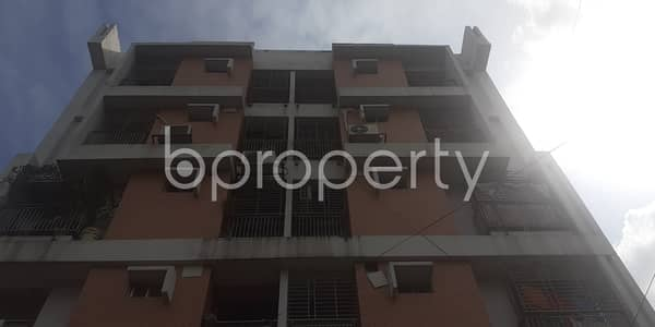 3 Bedroom Apartment for Sale in Bashundhara R-A, Dhaka - At Bashundhara R-a, 1497 Sq Ft Nice Flat Up For Sale Near NSU