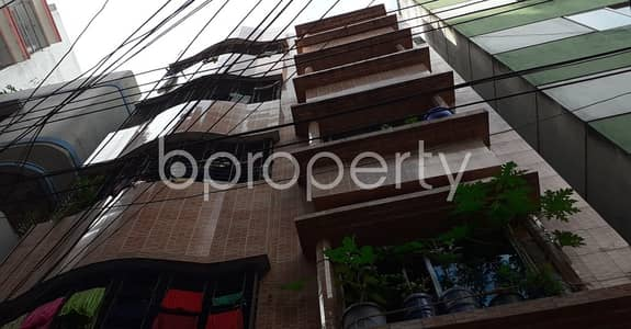 2 Bedroom Apartment for Rent in Kalabagan, Dhaka - Wonderful Flat Covering An Area Of 800 Sq Ft Is Available For Rent In Lake Circus Road, Kalabagan