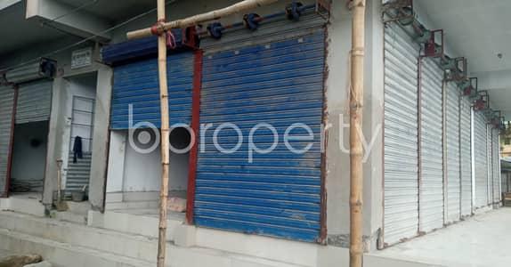 ভাড়ার জন্য এর দোকান - পতেঙ্গা, চিটাগাং - A 110 Sq Ft Shop Is Up To Rent In North Patenga