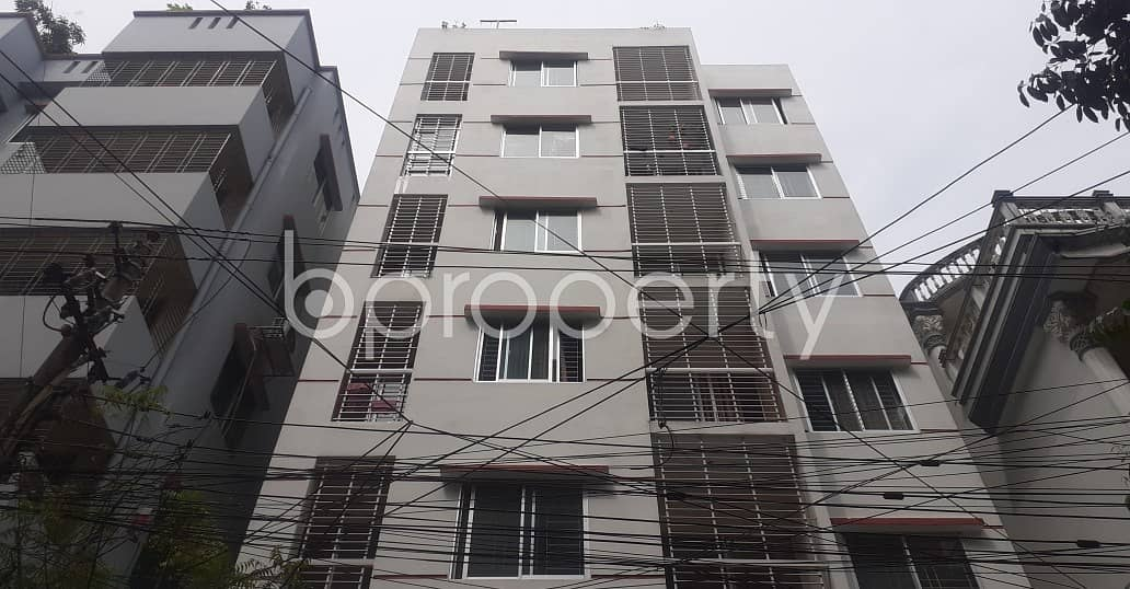 Well Designed 1760 Sq Ft Residential Flat Is There For Sale At Uttara Close To Radical Hospital