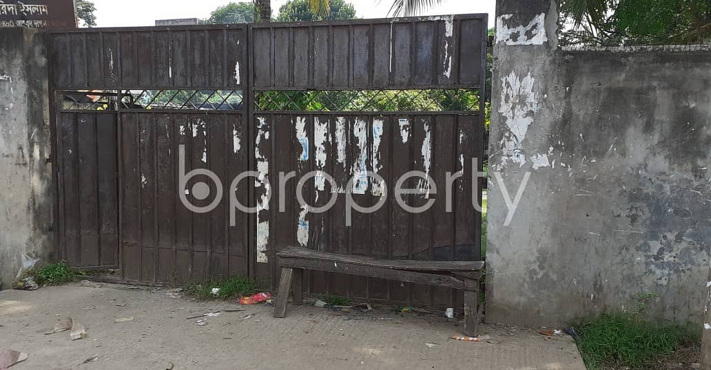 Grab This Commercial Plot Is Ready For Sale At Tejgaon Industrial Area